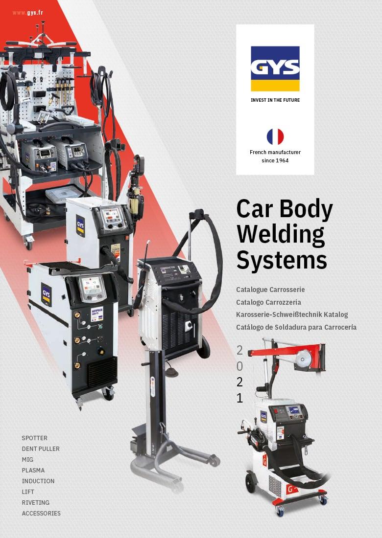 katalog GYS CarBody 2021 okładka